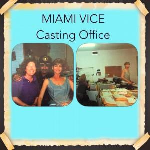 Casting Directors, Alexandetr Hotel Cheryl, Lori, and Me